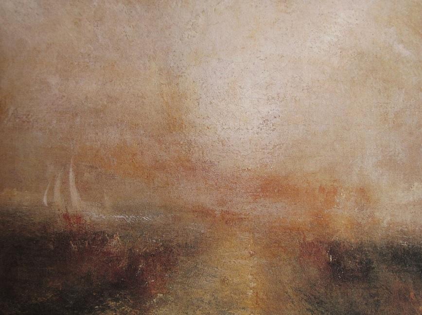 16: A Yacht Nears the Coast.