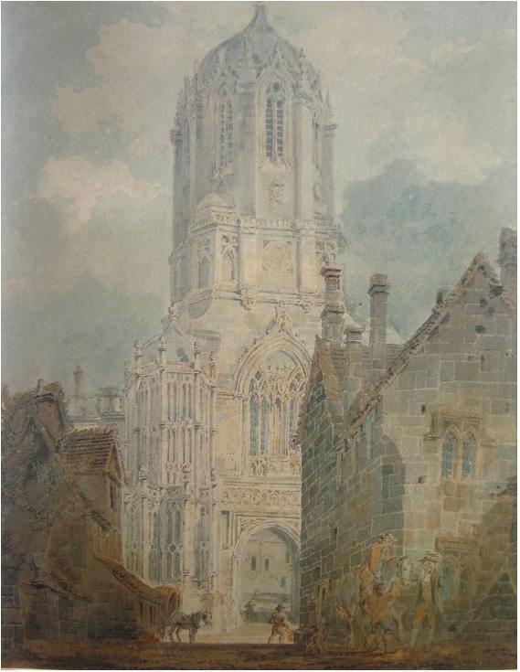 2: Tom Tower, Christ Church, Oxford.