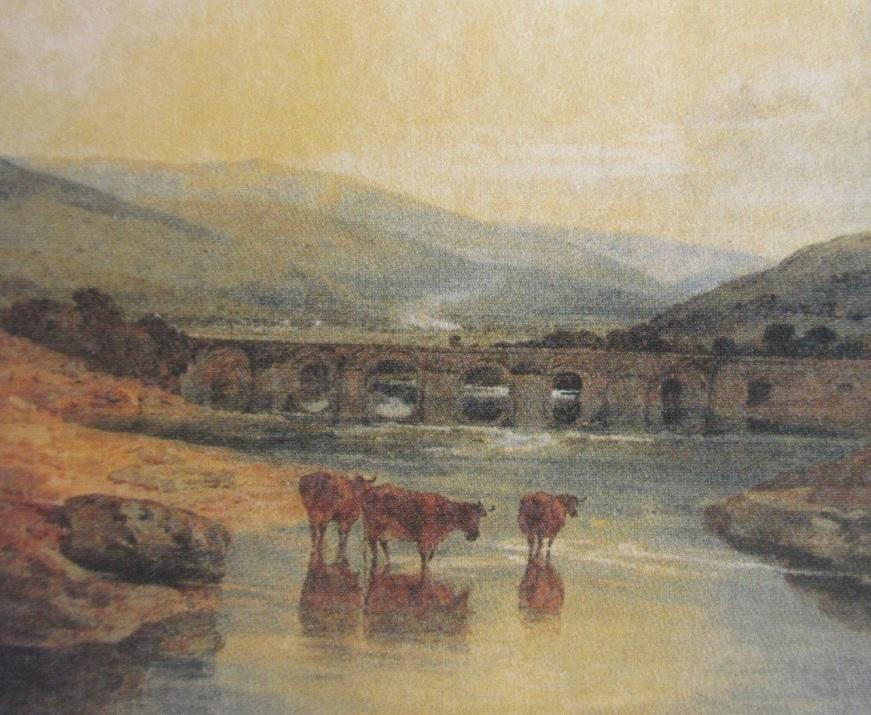 4: Abergavenny Bridge.