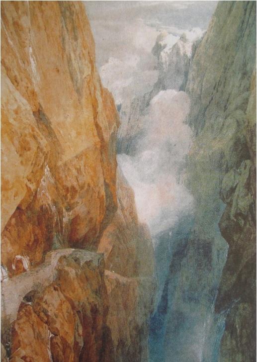 5: Saint Gotthard's Pass.