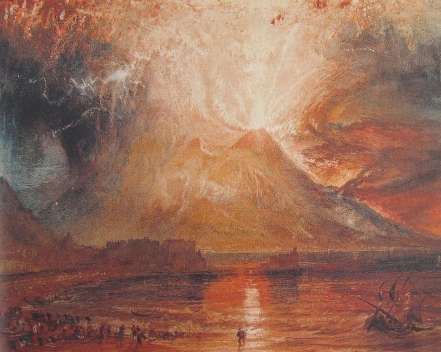 8: The Outbreak of Vesuv.